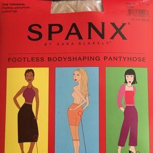 SPANX Original Footless Pantyhose